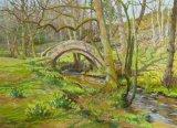 Early April, Thornthwaite 15x20