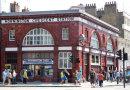 Mornington Crescent tube station