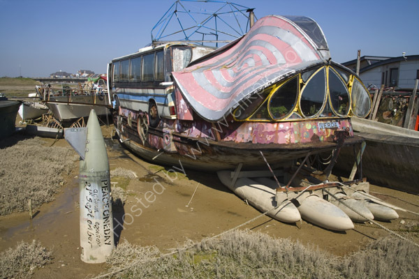 Shoreham houseboats