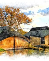 Hickling Boathouses
