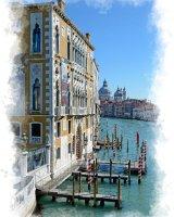 12 Pallazzo Cavalli, Grand Canal, Venice