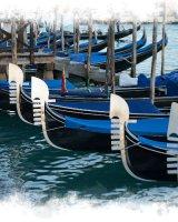 05 Gondolas, Venice