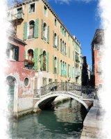 04 Rio di San Vidal, Venice