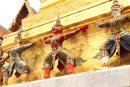 Grand palace figures..
