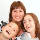 Lisa,Alex & Bailey