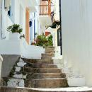 Skopolos town Steps