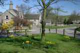 Alstonfield Village Debyshire