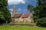 Church of St Radegund Maplebeck