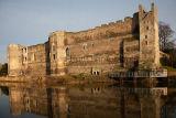 Newark Castle from River Trent