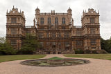 Wollaton Hall from Gardens