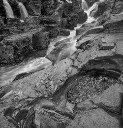 Glen Orchy Waterfalls