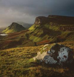 Trotternish Ridge on Isle of Skye