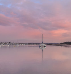 Warsash Sunrise
