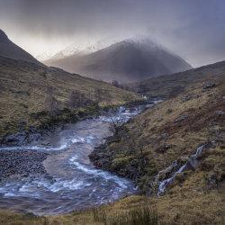 'Skyfall' in Glen Etive
