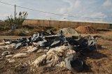 Plastic Waste Nijar Spain