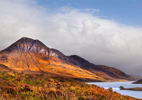 Highlands. North of Ullapool