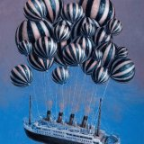 Maiden Voyage  /Oil on Panel 20 x 30 cm