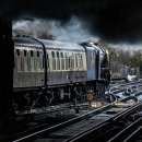"60163 ""Tornado"" at Bromley South, 15 December 2012"