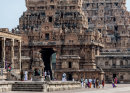 Brihadishvara Temple, Tanjore, completed in AD 1010 and now a UNESCO World Heritage Site
