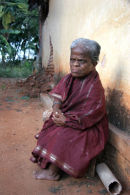 Old Lady. S India