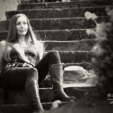 Location shoot with Sarah Rebecca Lowe