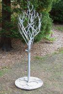 Geodesic Tree Stainless Steel