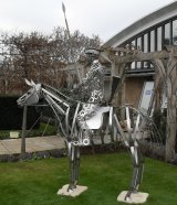 Cavalry Sculpture 2