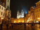 Prague old town squaire
