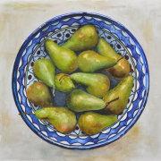 Spanish pears