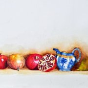 pomegranates,-jug,-pearformartin
