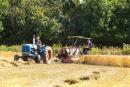 Corn Sheaf Machine