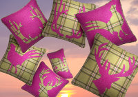 Flying Cushions