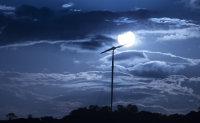 Moonlight Wind Turbine Vergnet Ltd