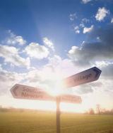 Signpost Oxton