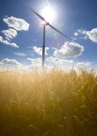Wind Turbine Vergnet Ltd