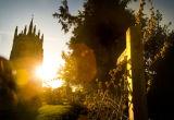 Footpath to Upton Church