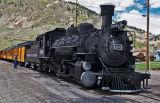 Silverton-train