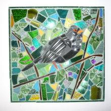 Blackbird- Tile