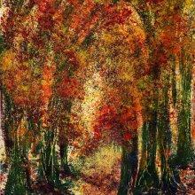 autumn trees #3