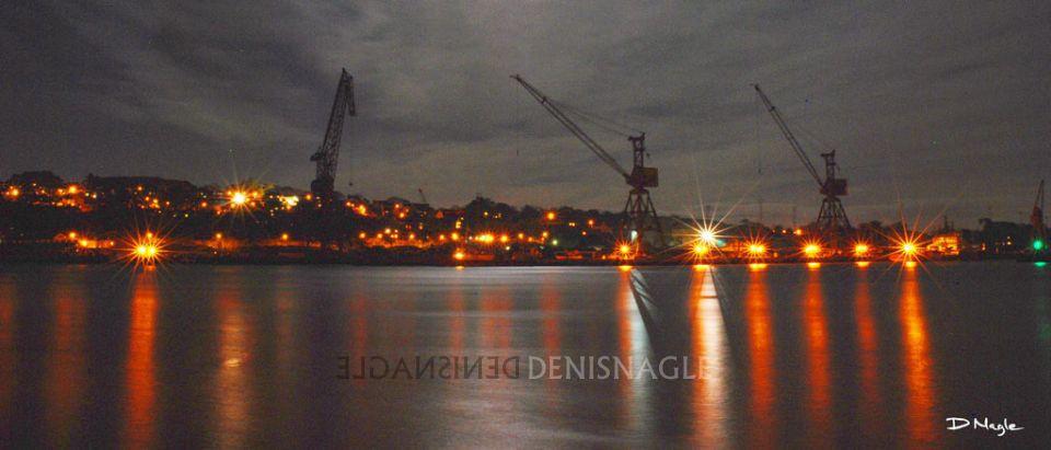 Verome Dockyard , Co. Cork  , Jan ' 10 .