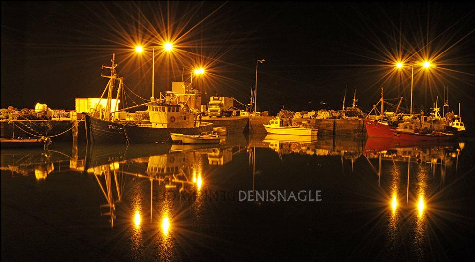 Portmagee Pier, Co. Kerry, Oct '14