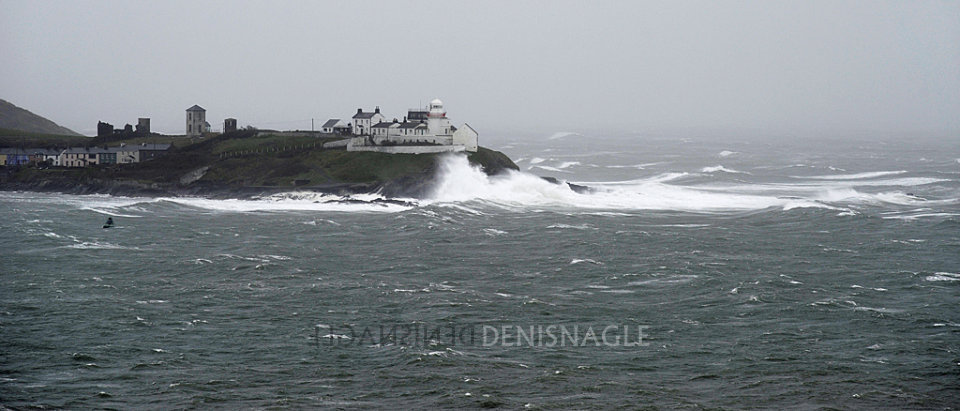 Roches Point, Co Cork, April '13