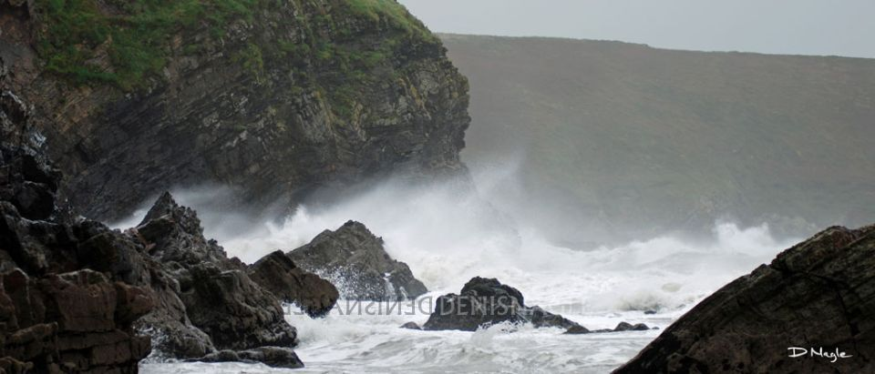 Rocky Bay , Co. Cork , Oct ' 07 .