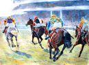 The Battle for the Hill Cheltenham