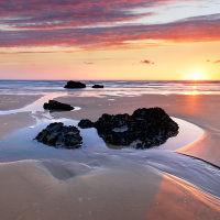 Bedruthan Beach