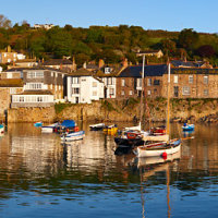 Mousehole Panoramic