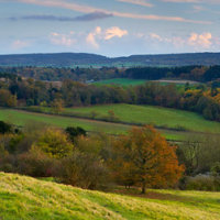 North Downs Panoramic