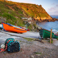Boats Of Cornwall