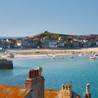 St Ives Panoramic
