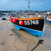 St Ives and Harbour